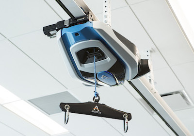 ZeroG robotic trolley
